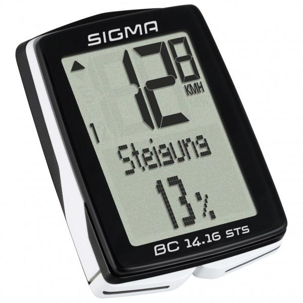 Sigma - BC 14.16 STS - Radcomputer