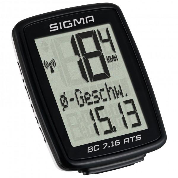 Sigma - BC 7.16 ATS - Ciclocomputador