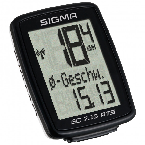 Sigma - BC 7.16 ATS - Radcomputer