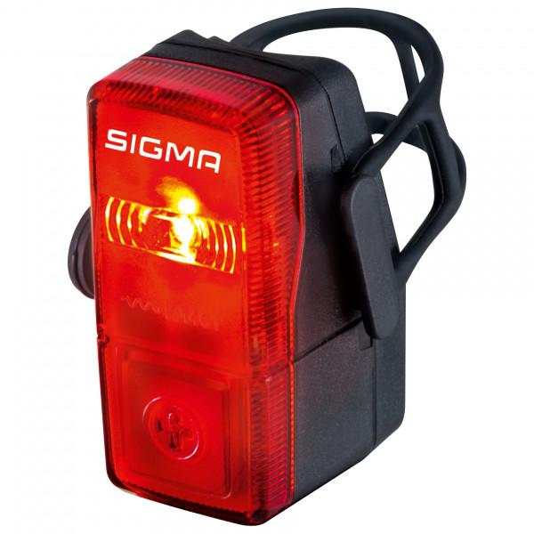 Sigma - Cubic - Rücklicht
