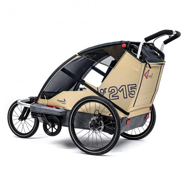 Leggero - Vento R Surf Sport - Cykelvagnar