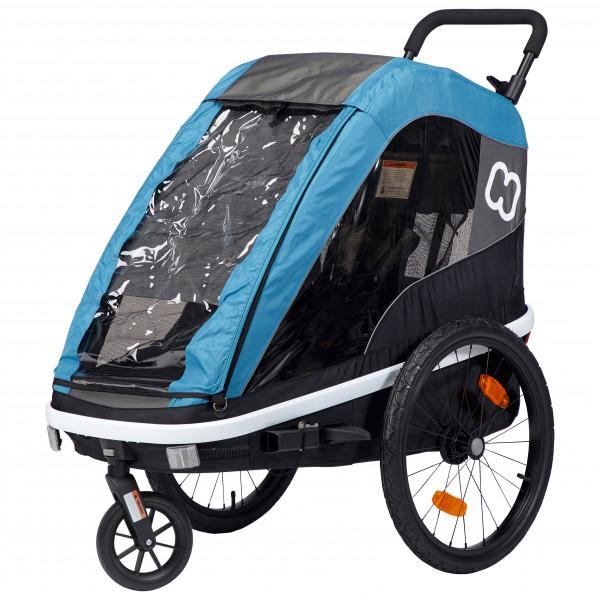 Avenida One w. Bicycle Arm & Stroller Wheel Susp. - Child trailer