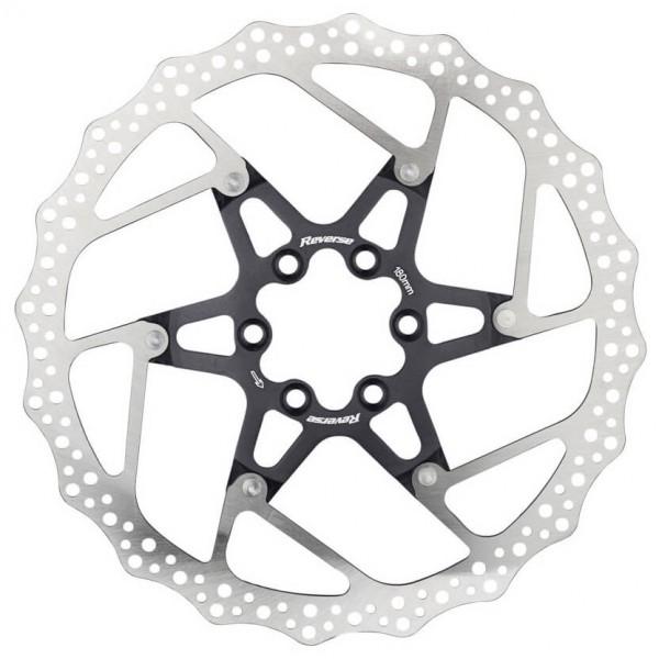 Reverse - Discrotor Ø 180 Alloy/Steel
