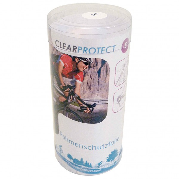 Clearprotect - Safety Sticker Frame Pack S Rennrad (6-Pack)