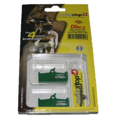 SwissStop - Shimano Disc6 - Accessoires pour freins à disque