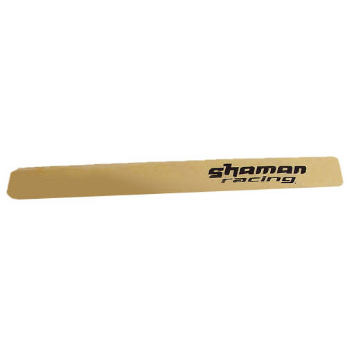 Shaman Racing - Safety sticker 25x240 - Frame accessories