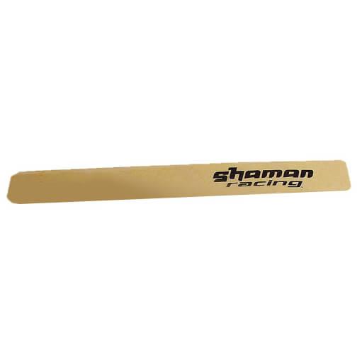 Shaman Racing - Safety sticker 25x240 - Rahmenzubehör