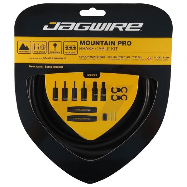 Jagwire - Bremszugset Mountain Pro (Ripcord)