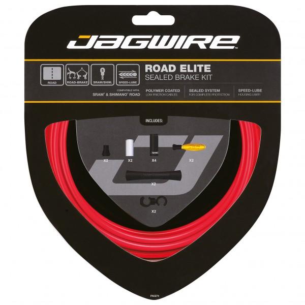 Jagwire - Bremszugset Road Elite Sealed Kit