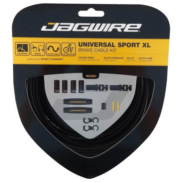 Jagwire - Bremszugset Universal Sport XL