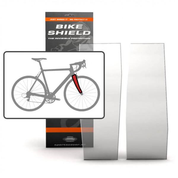 BikeShield - Forkshield Gabelschutz - Rahmenzubehör
