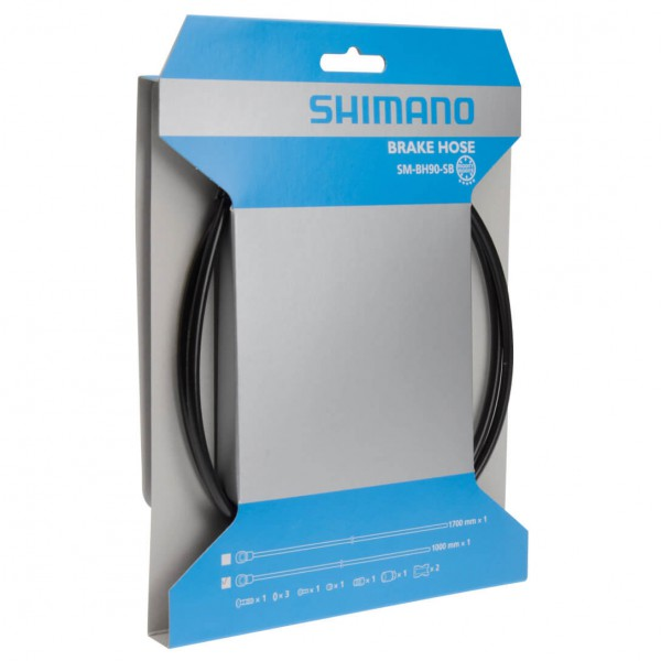 Shimano - Bremsleitung SM-BH63 - Accessori freni a disco