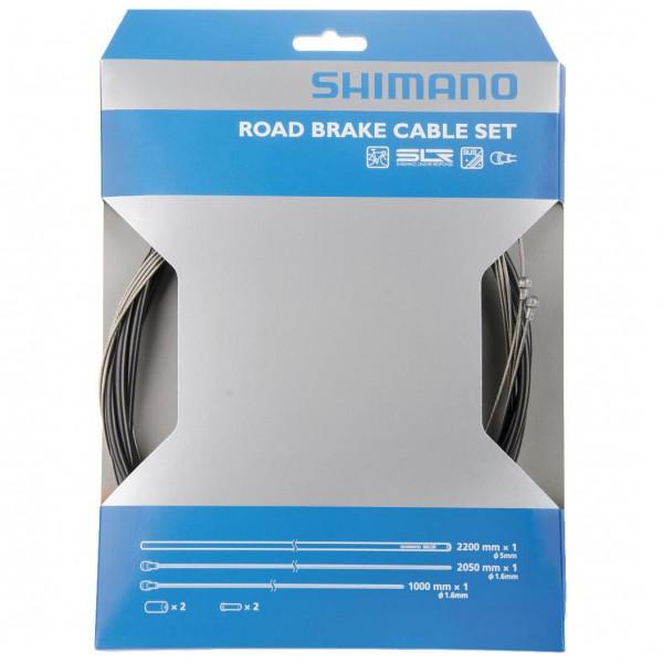 Shimano - Bremszugset RACE Bowde Einteilig 2200 mm