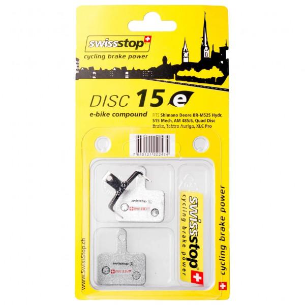 SwissStop - Belag disc15e Shimano