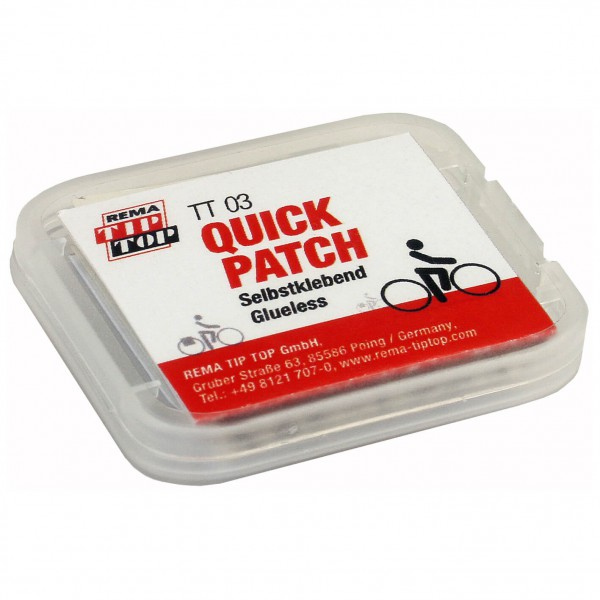 Tip Top - Fahrradreparatur-Set TT 03 Quick Patch
