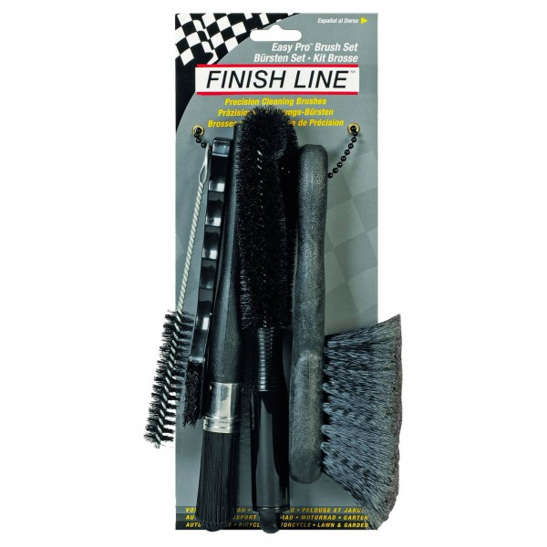 Finish Line - Easy Pro Cleaning brush set - Brush set