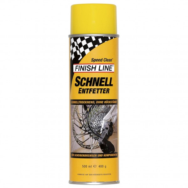 Finish Line - Speed Clean Schnell Entfetter - Cleaner