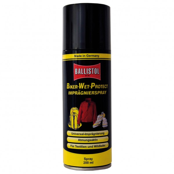 Ballistol - Biker Wet Protect - Dry treatment