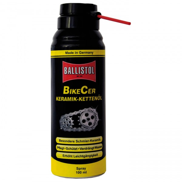 Ballistol - Keramik Kettenöl Bikecer - Lubrifiant