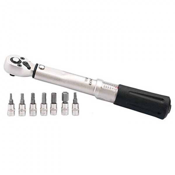 Contec - Drehmomentschlüssel 1/4 - Werkzeug