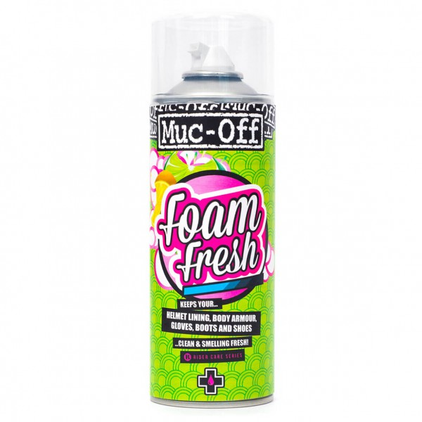 Muc Off - Helmet Foam Fresh - Cleaning foam