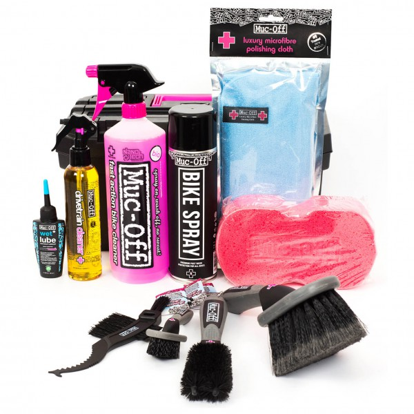 Muc Off - Ultimate Bicycle Kit - Reinigingsset