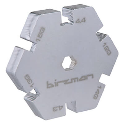 Birzman - Spoke wrench - Spaaksleutel
