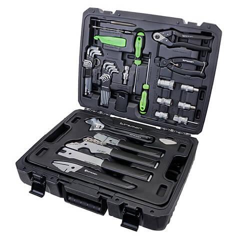 Birzman - Studio tool box 37 parts - Gereedschapskoffer
