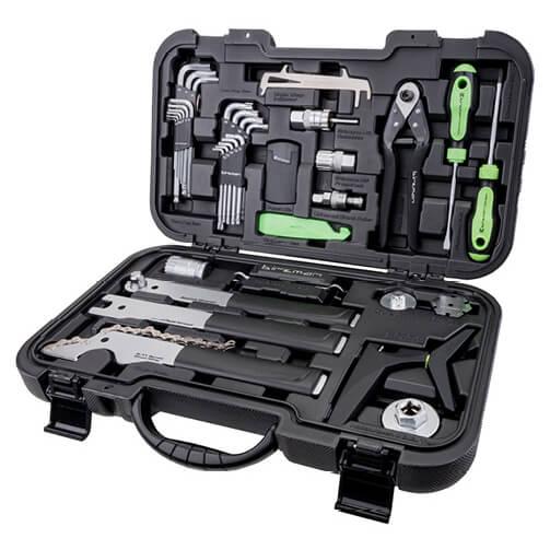 Birzman - Travel tool box 20 parts - Työkalupakki