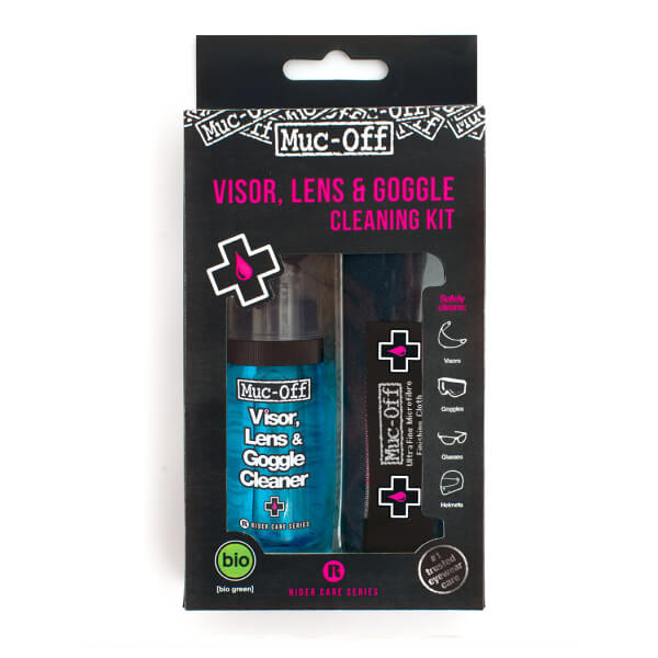 Muc Off - Visor & Lens Cleaning Kit