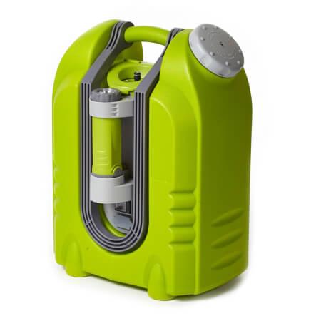Aqua2Go - PRO Akku-Druckreiniger 12 Volt Akku 2400 mAh