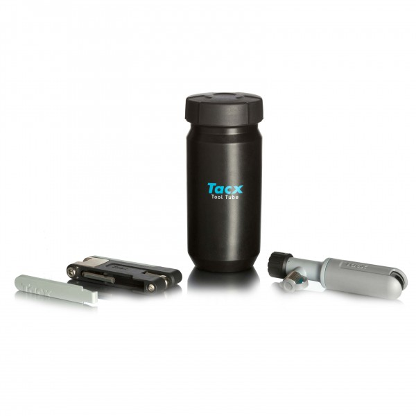 Tacx - Tooltube Plus 2015 Werkzeugflasche Set