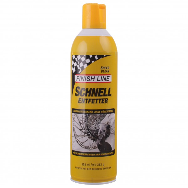 Finish Line - Speed Clean Schnell-Entfetter