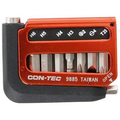 Contec - Multifunktionswerkzeug Pocket Gadget - PG2