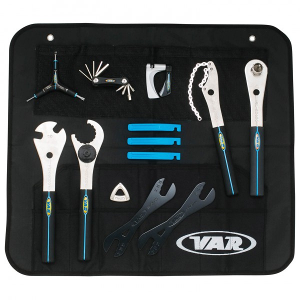 VAR - Premium Werkzeugtasche 10-teilig KO-90600 Cordurat
