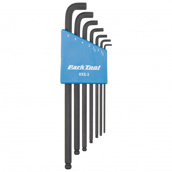 Park Tool - HXS-3 Stubby Winkelschlüssel-Set 1,5-6 mm
