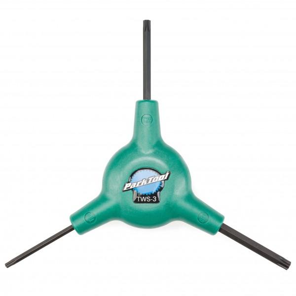 Park Tool - TWS-3 Y-Torx-Schlüssel für T10, T25, T30