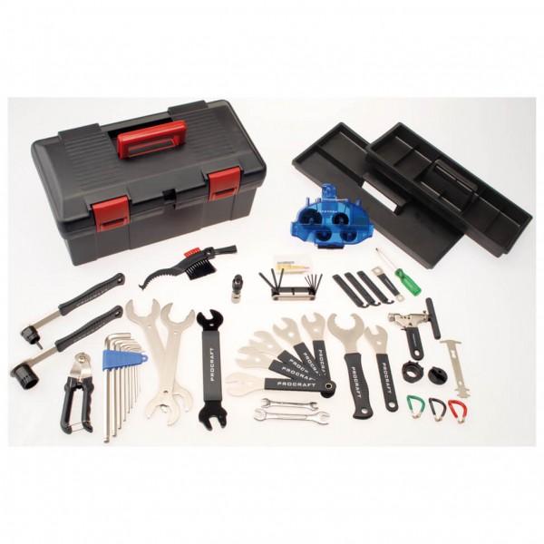 Procraft - Werkzeugkoffer Professional in Kiste inkl. Torx