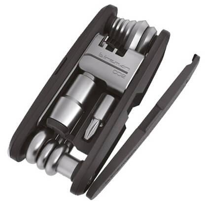 Birzman - Diversity 17 Tools & Co2 Adapter