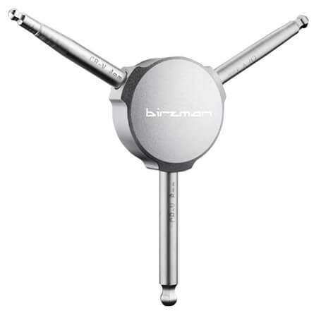 Birzman - Y-Grip 2/2,5/3 mm Hex Key Set