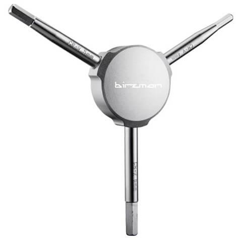Birzman - Y-Grip T10/T25/T30 Torx Key Set
