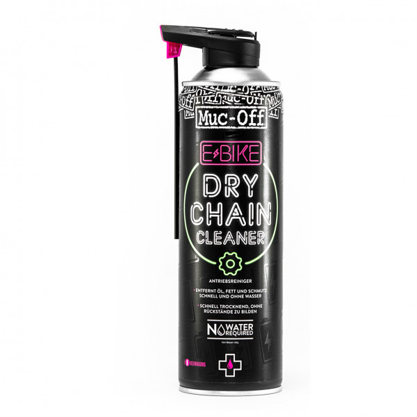 Muc Off - E-Bike Dry Chain Cleaner - Nettoyant vélo