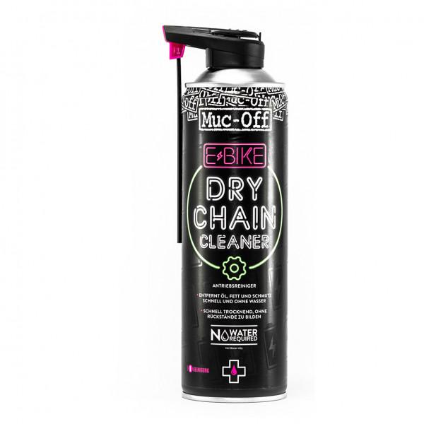 Muc Off - E-Bike Dry Chain Cleaner - Producto de limpieza para bicicleta