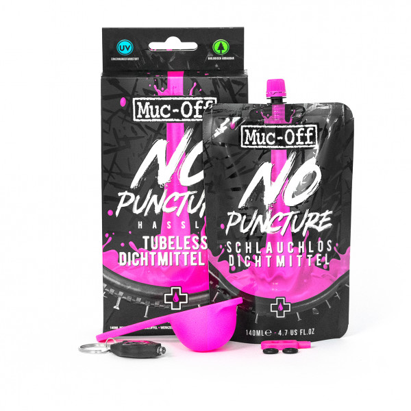 Muc Off - No Puncture Hassle Kit