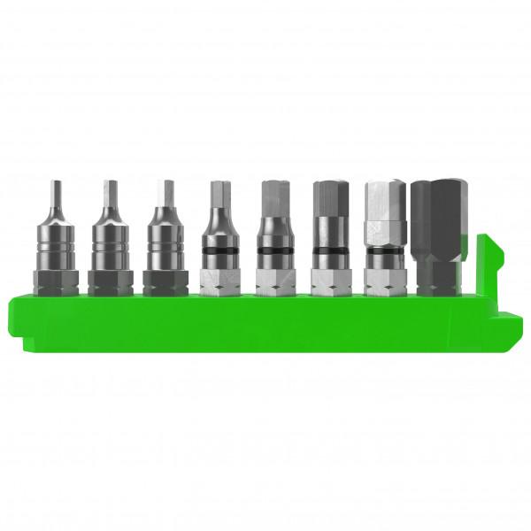 Scott - Syncros Greenslide Spare Bit 8Pc Set HEX - Cykelverktyg