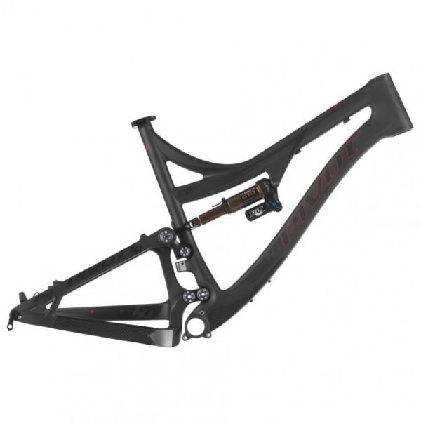 Pivot - Mach 6 Carbon Frame 2015 - Frame