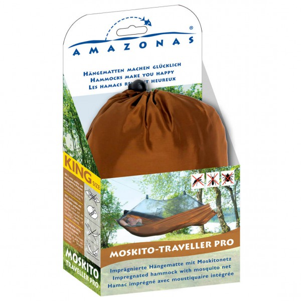 Amazonas - Moskito-Traveller Pro - Riippumatto