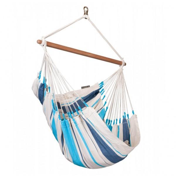 La Siesta - Hammock Chair Basic Caribena Single - Hamac