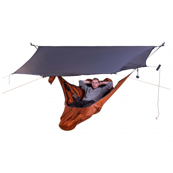 Amok Equipment - Draumr 3.0 Hammock & Tarp - Riippumatto