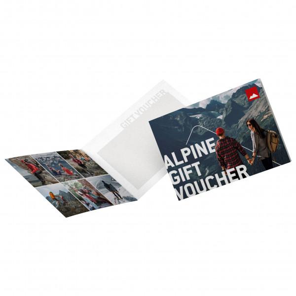 Bergfreunde - Presentkort